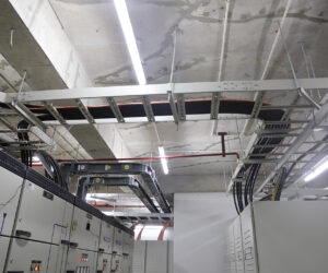 thi công cơ điện Phương Đông Green Park